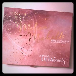 Ulta Exclusive Melisa Michelle Eye Palette